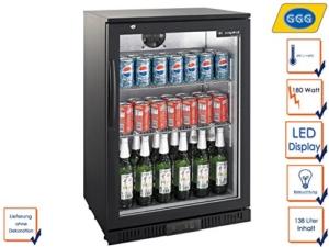 Mini Kühlschrank Mit Sichtfenster : ᐅ abschließbarer kühlschrank ᐅ sichere abschließbare kühlschränke