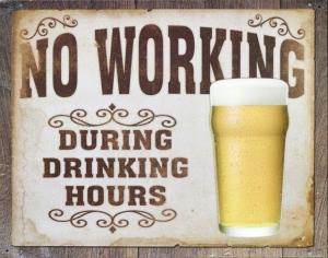 Biersäule Party und Feiern