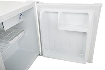 47 Liter Minibar,Kühlbox,Getränkekühlschrank Mini Kühlschrank mit Gerfrierfach -