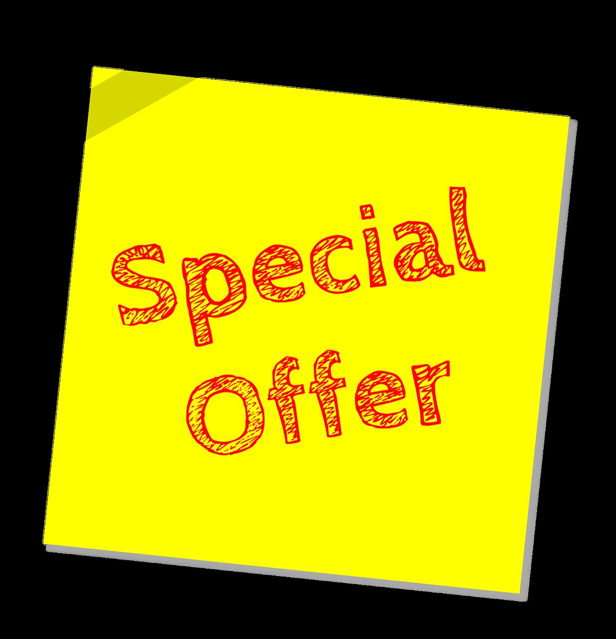 Sale Angebot