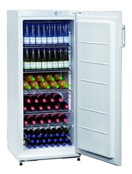 Bartscher Flaschenkühlschrank, 270LN -