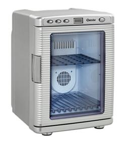 Bartscher Kühlschrank Mini Minibar Minikühlschrank / 19 Liter / Hotelkühlschrank -