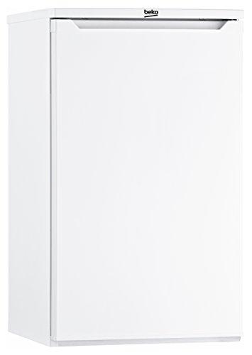 Beko TS 190020 Kühlschrank / A+ / 118 kWh/Jahr / Kühlteil: 88 L / Weiß / Unterbaufähig / Glasablagen -