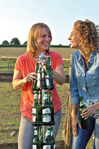 BIERSAFE: Outdoor / Garten Erdloch Bier Kühler, Beer safe cooler / Rohr / Kühlschrank ohne Strom, Bar-Gadget! -