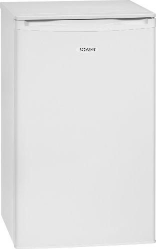 Bomann KS 163.1 Kühlschrank / A+ / Kühlen: 86 L / Gefrieren: 10 L / weiß -
