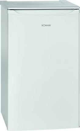 Bomann VS 3262 Kühlschrank / A+ / 84 cm Höhe / 109 kWh/Jahr / weiß -