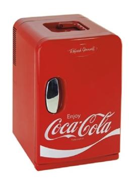 CocaCola MF15 Minikühlschrank 12/230 Volt -