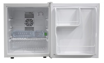 FineBuy Mini Kühlschrank 46 Liter / Minibar weiß / Getränkekühlschrank 5° bis 15°C (EEK: A++) -