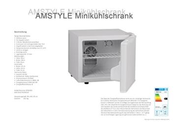 Mini Kühlschrank Energieverbrauch : ᐅ finebuy minikühlschrank liter ᐅ kaufberatung angebote