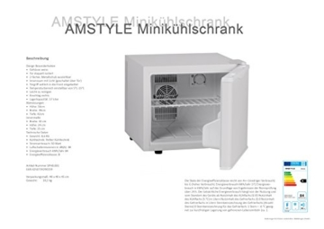 Mini Kühlschrank 17 Liter : ᐅ finebuy minikühlschrank liter ᐅ kaufberatung angebote