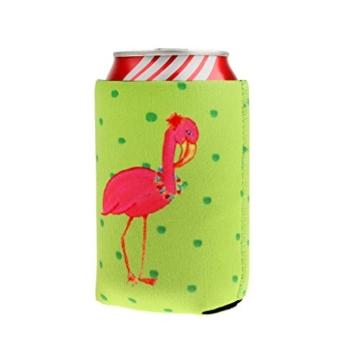 Gazechimp 2 Flamingo Dosenkühler Getränkekühler Neoprenkühler Flaschenkühler Halter -