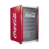 Husky HUS-HC 166 Flaschenkühlschrank Coca-Cola / A+ / 83,5 cm Höhe / 109 kWh/Jahr / 130 L Kühlteil -