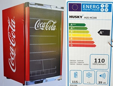 husky highcube coca cola flaschenk hlschrank kaufberatung angebote. Black Bedroom Furniture Sets. Home Design Ideas
