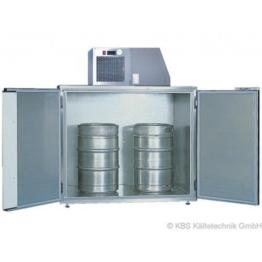 KBS Fasskühl-Gehäuse Fk2 - für 2 Fässer - ohne Maschinenaufsatz -