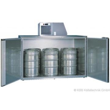 KBS Fasskühler-Gehäuse Fk 6 - für 6 Fässer - ohne Maschinenaufsatz -