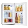 Klarstein MKS-6 Mini Kühlschrank Minibar Getränkekühlschrank (66 Liter Volumen, 83 Watt, Innenbeleuchtung, niedriges Betriebsgeräusch, 2 Flaschendepots) weiß -