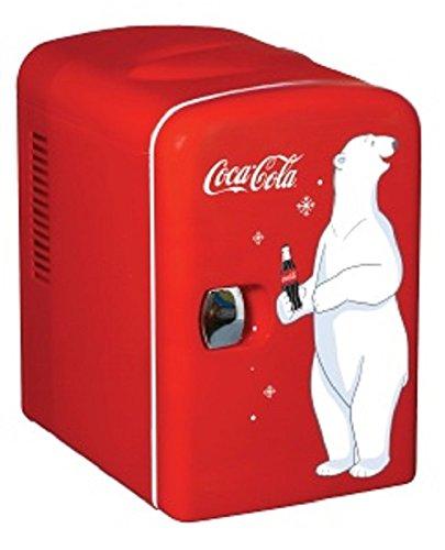 Koolatron KWC4 Coca Cola Pers-nliche K-hlschrank -