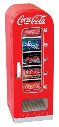 Kühlschrank Coca Cola Cooler Retrolook 12V -