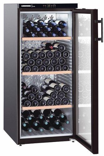 Liebherr WKB-3212 Weinkühlschrank / 164 bouteilles -