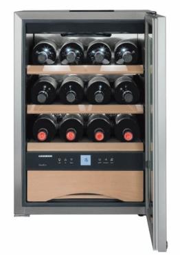 Liebherr WKES653-20 Weinklimaschrank / 61.2 cm Höhe / 122 kWh/Jahr -