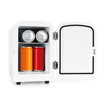 Mini Taverna Kühlschrank 4L weiß -