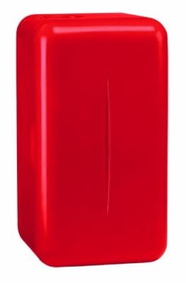 Mobicool F16 Minikühlschrank 230 Volt [Energieklasse A++] rot -