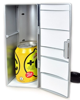 mondpalast@ USB Minikühlschrank Für Softdrink, Bier -