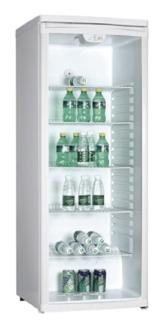 PKM GKS250 Flaschenkühlschrank / B / 208.05 kWh/Jahr / automatische Abtauung / weiß -