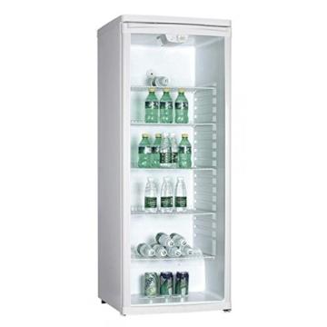 PKM Hausgeräte PKM Getränkekühlschrank GKS255 wh -