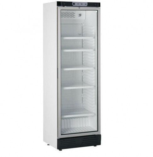 Saro SC 390 Flaschenkühlschrank mit Umluftventilator/188.5 cm/726 kWh/Jahr/390 L Gefrierteil/Innenbeleuchtung mit Schalter -