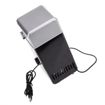 SODIAL(R) Mini USB K¨¹hlschrank - Getr?nkek¨¹hler -