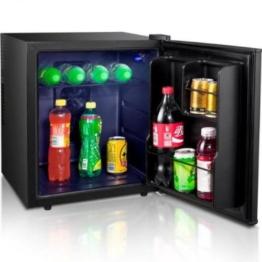 Syntrox Germany A+ 50 Liter geräuscharmer Mini Kühlschrank leiser Hotelkühlschrank -
