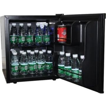 Syntrox Germany A+ 55 Liter geräuscharmer 25 db Mini Kühlschrank leiser Hotelkühlschrank -