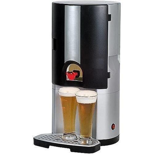 Syntrox Germany Bierkühler ohne teure CO² Patronen -