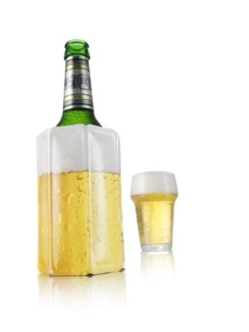 Vacu Vin - 38549606 Aktiv Kühler Motiv Bier