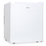 VOV VRF-48WB Minibar-Kühlschrank GetränkeKühlschrank 48 Liter (Maße: 43 x 50 x 44cm, 1 Regaleinschübe, Klimaklasse N) weiß -