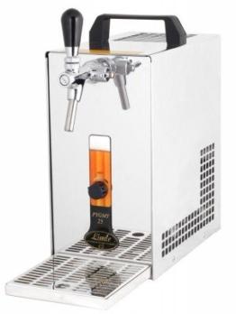 Zapfanlage, Bierzapfanlage, Durchlaufkühler PYGMY 25 1-leitig Trockenkühler, 30 Liter/h -