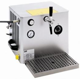Zapfanlage, Verwendungsfertige Schankanlage 1-leitig, 35 Liter/h -