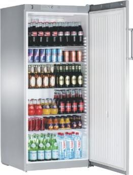 Liebherr FKVSL5410-20 Getränkekühlschrank / A / 164 cm Höhe / 401 kWh / 544 L Kühlteil / weiß -