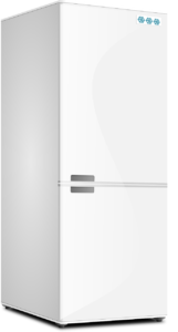 Kühlschrank als Getränkekühler
