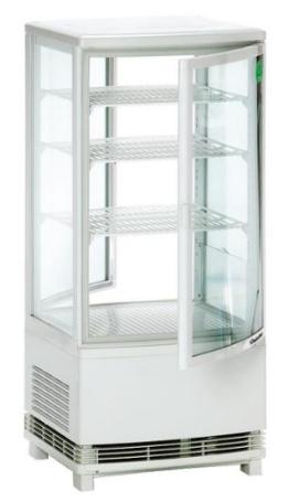 Bartscher Mini Kühlvitrine 86 L - 1