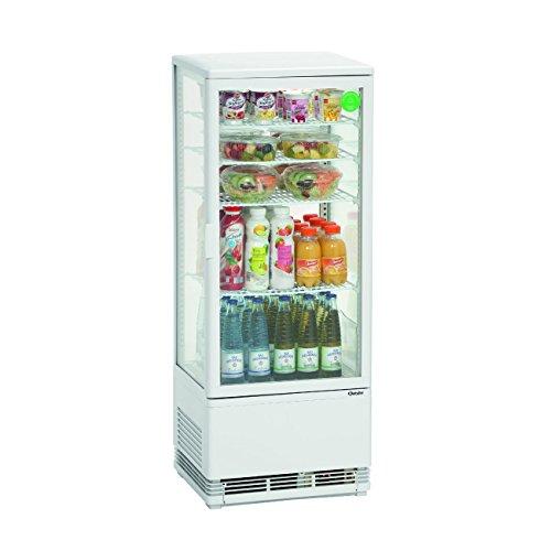 Bartscher Mini-Kühlvitrine 98L - 1