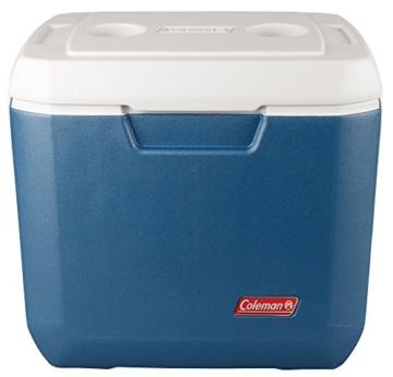 Coleman passive Kühlbox 28Qt Xtreme, Hochleistungskühlbox, kühlt bis zu 3 Tage, Thermobox mit 26 L Fassungsvermögen, mobile passiv Kühlbox mit stabilem Tragegriff - 2