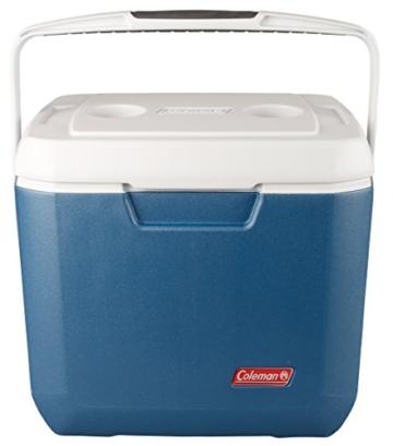 Coleman passive Kühlbox 28Qt Xtreme, Hochleistungskühlbox, kühlt bis zu 3 Tage, Thermobox mit 26 L Fassungsvermögen, mobile passiv Kühlbox mit stabilem Tragegriff - 3
