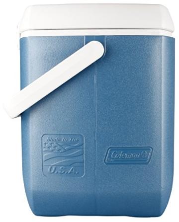 Coleman passive Kühlbox 28Qt Xtreme, Hochleistungskühlbox, kühlt bis zu 3 Tage, Thermobox mit 26 L Fassungsvermögen, mobile passiv Kühlbox mit stabilem Tragegriff - 4