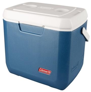 Coleman passive Kühlbox 28Qt Xtreme, Hochleistungskühlbox, kühlt bis zu 3 Tage, Thermobox mit 26 L Fassungsvermögen, mobile passiv Kühlbox mit stabilem Tragegriff - 5